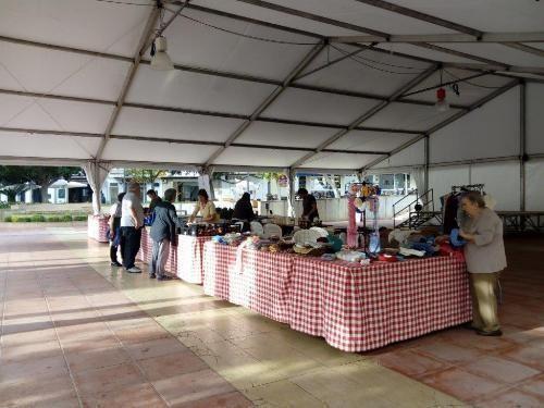 Petit mercat artesà i agroalimentari de Ferreries